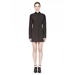 T by Alexander Wang Shirt Dress